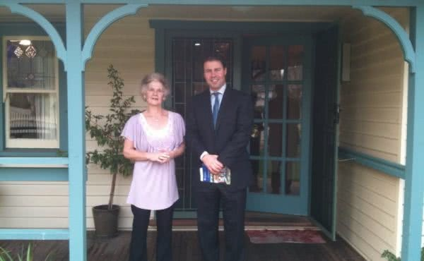 Visit to Maranoa House in Canterbury
