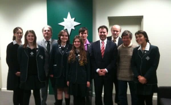 Kooyong Candidates' Sustainability Forum at MLC, Kew