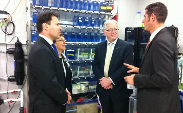 Visit to Monash University's Australian Regenerative Medicine Institute
