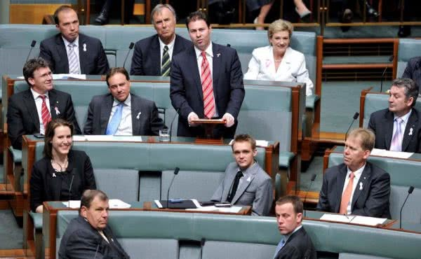 First Speech of Josh Frydenberg MP