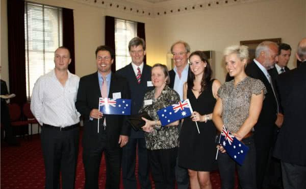 City of Boroondara Australia Day Citizenship Ceremony