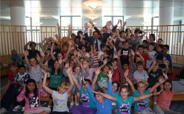 Glenferrie Primary School visits Parliament House