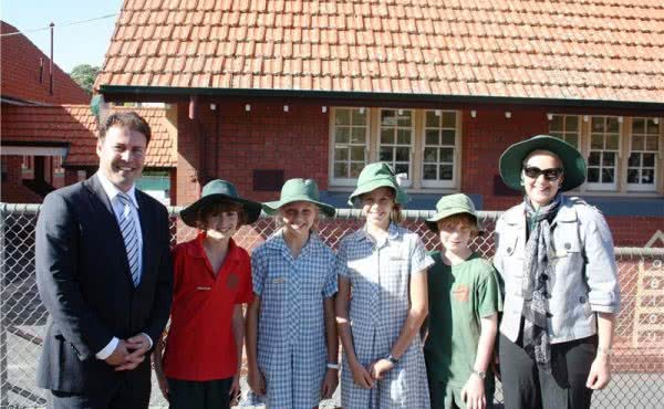 Visit to Canterbury Primary School