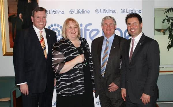 Launch of Parliamentary Friends of Lifeline