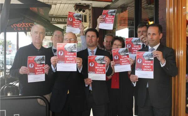 Save Balwyn Post Office!