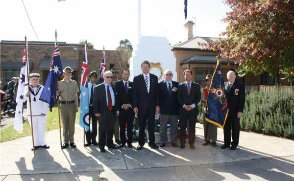 Camberwell City RSL ANZAC Commemorative Service