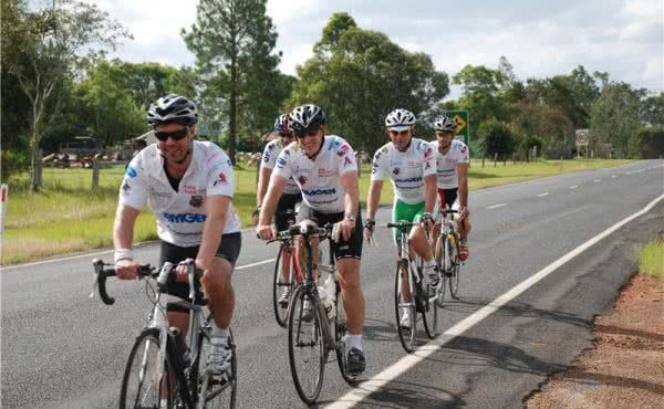 Pollie Pedal ends at Manly