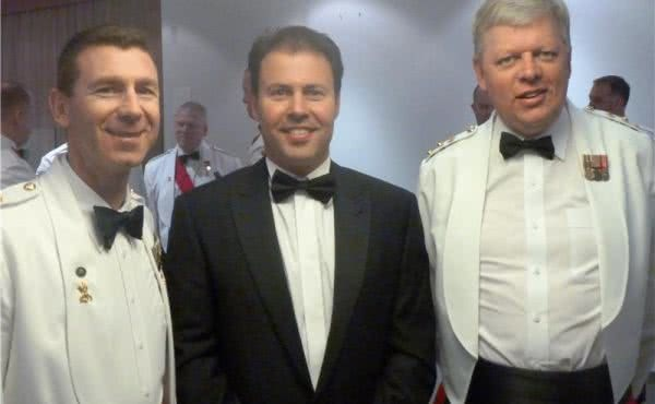 5/6 RVR Sergeants' & Officers' Mess Regimental Dinner
