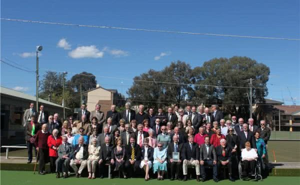 125th Year Celebrations at Auburn Bowls Club