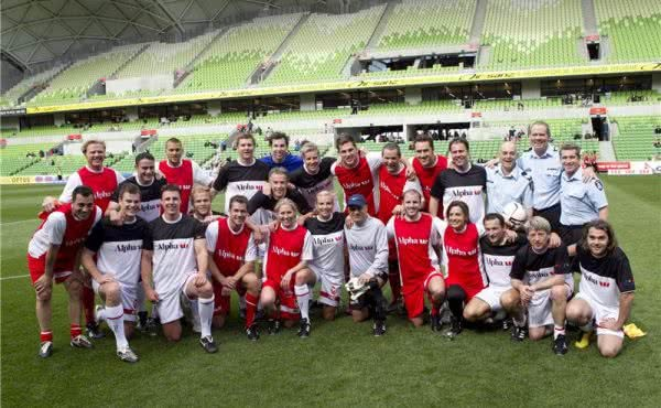 Melbourne Heart Charity Match