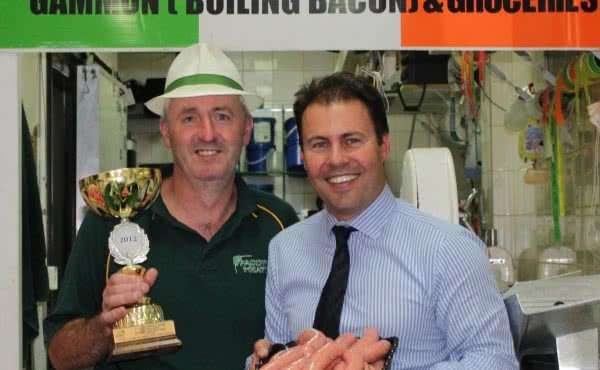Local butcher snags National Sausage Award