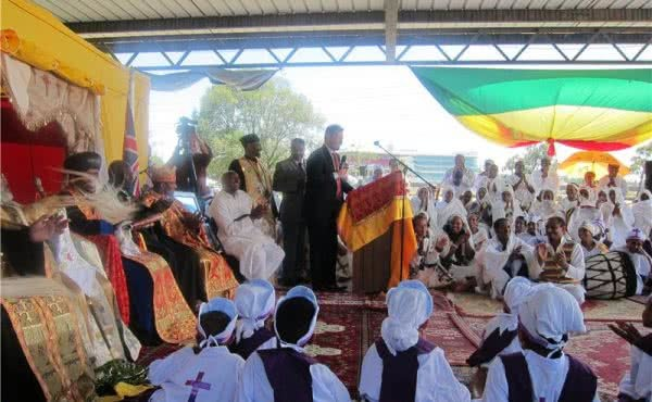 Temket Celebrations, Ethiopian Christian Community of Melbourne