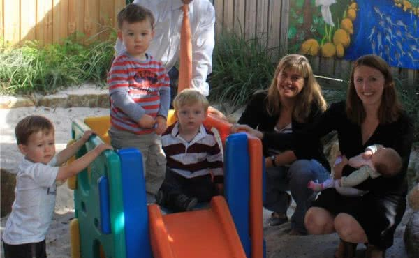 Celebrating National Playgroup Week