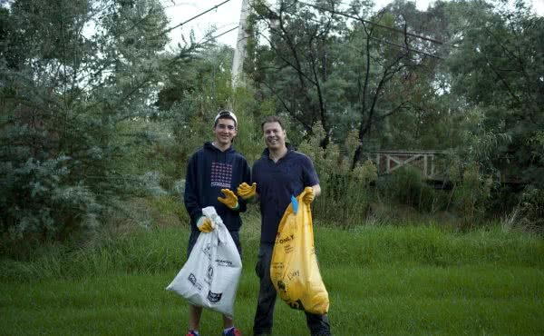 Clean Up Australia Day in Kooyong