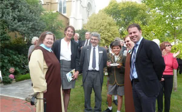 Ecumenical Gathering at the Carmelite Monastery