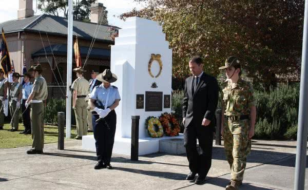 ANZAC Service at Camberwell City RSL