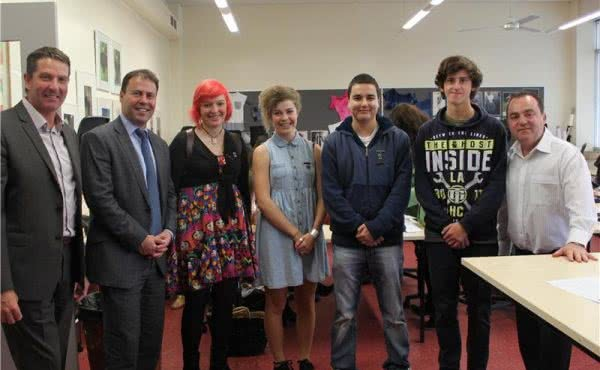 Visit to Swinburne Senior Secondary College