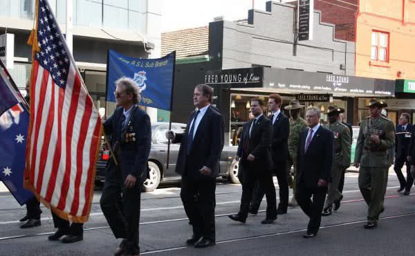 Kew RSL ANZAC Day Parade