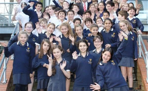 Visit to Bialik College