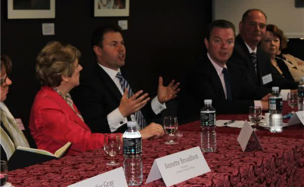 Kooyong Education Roundtable Discussion