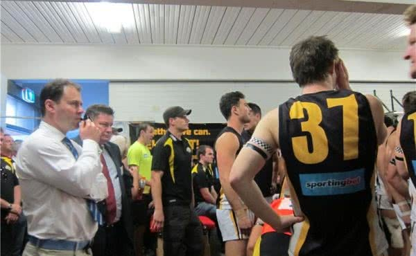 Balwyn Tigers Football Club Win Grand Final