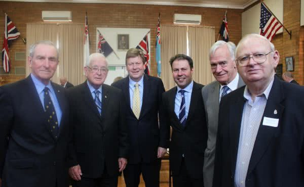 Kooyong Veterans' Forum