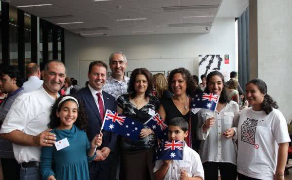 Celebrating Australia Day with Kooyong's newest citizens
