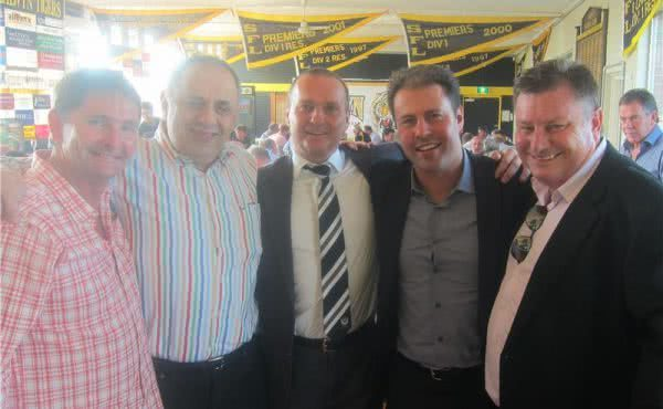 SEN Balwyn Tigers Yellow & Black Season launch
