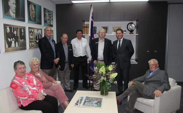 Centenary of ANZAC Local Grants Committee