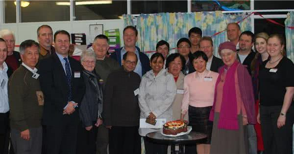 Boroondara Toastmasters Club Celebrates 15th anniversary