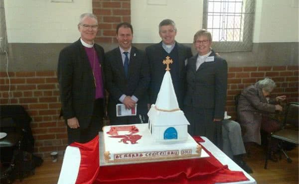 St Mark's Anglican Church 100th anniversary