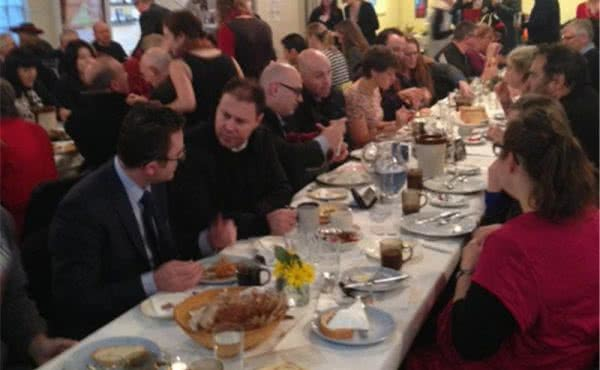 Servants Community Housing Inaugural Breakfast