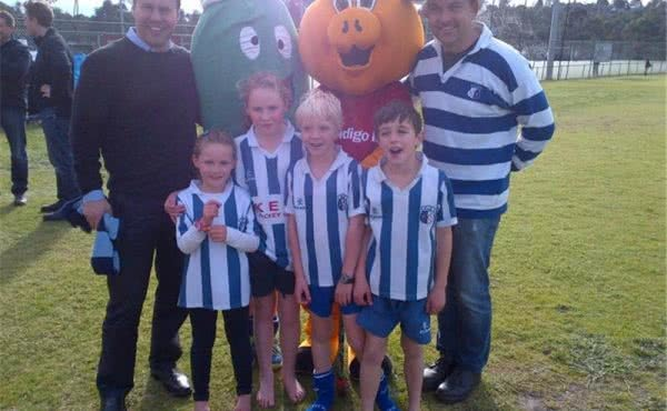 Kew Hockey Club Family Fun Day