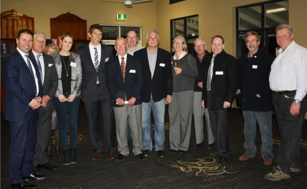 Kooyong Sporting Clubs Evening