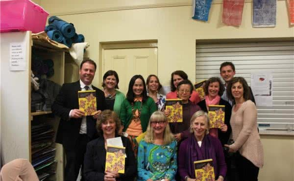 Official launch of Autism Anthology, Sounds of Colour