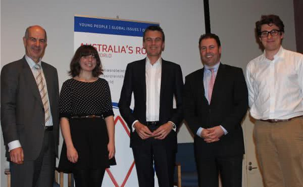 Australia's Role in the World – Foreign Policy Forum