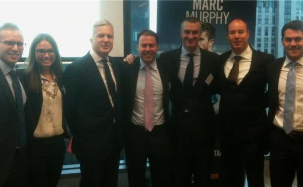 Young Carlton FC Professionals winter breakfast