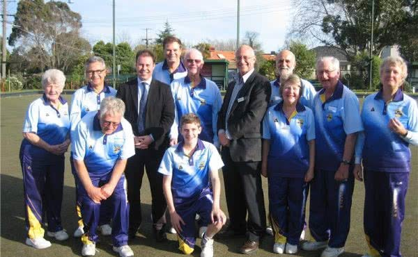 Camberwell Central Bowls Club Season Opening & renovated clubrooms