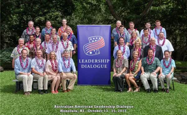 The Australian American Leadership Dialogue 2013