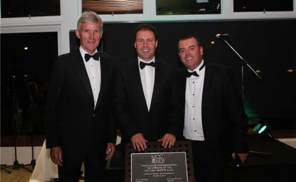 The Inaugural MCC Kew Ball