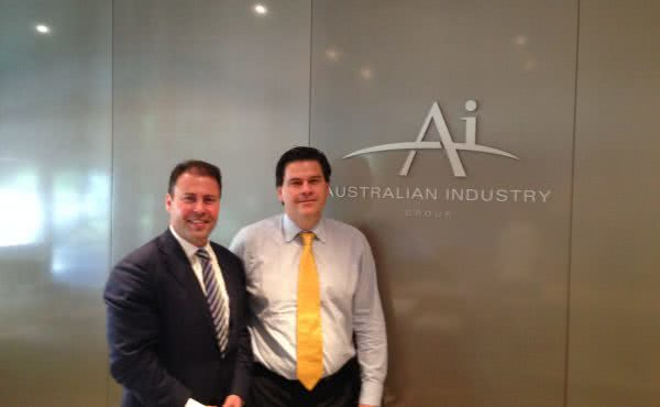 Speech to the Australian Industry Group (AiG)