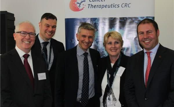 Launch of the next phase of the Cancer Therapeutics CRC