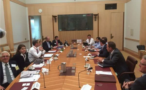 Meeting with the Australian National Retailers Association (ANRA)