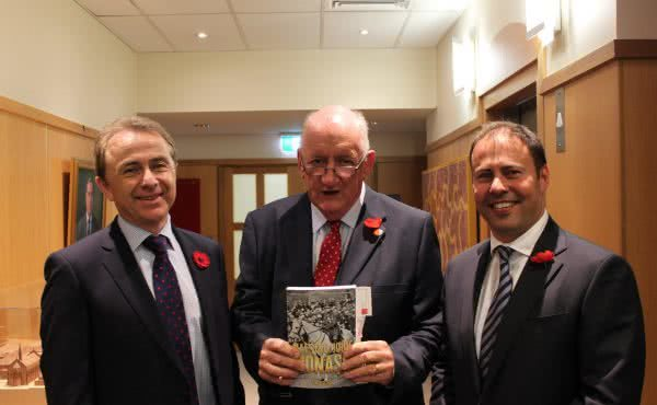 Launch of 'Maestro John Monash'
