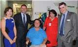 Visit to Royal Talbot Rehabilitation Centre
