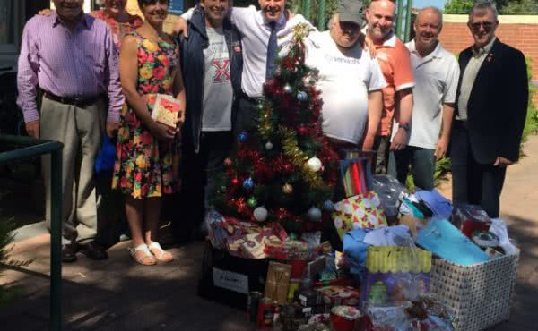 2014 Kooyong Christmas Giving Tree