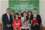 Kooyong Student Prize presentation at St Bridget's Primary