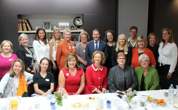 International Women's Day luncheon