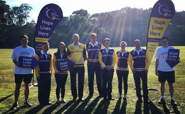 2015 Hawthorn Relay for Life