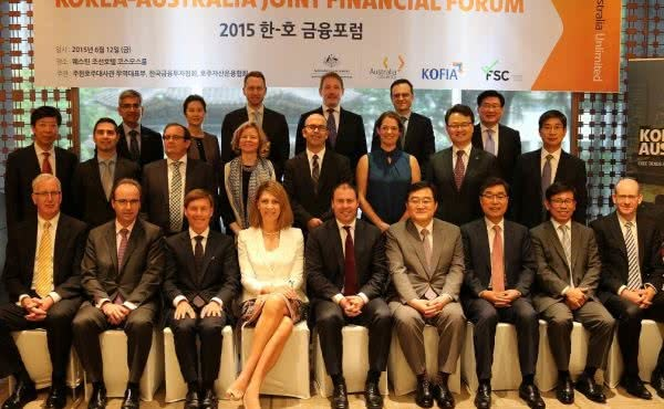 Visit to Japan and Korea to promote Australia's financial services sector